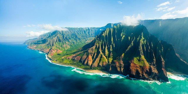 Остров Кауаи в Гавайи