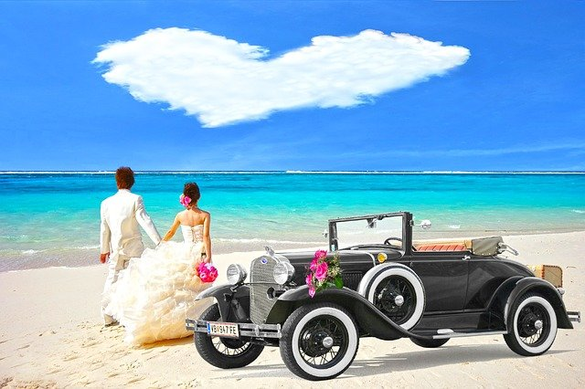 Свадебное путешествие в США