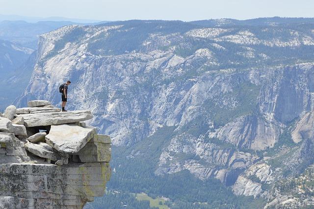 Национальный парк Йосемити - самый посещаемый национальный парк в США