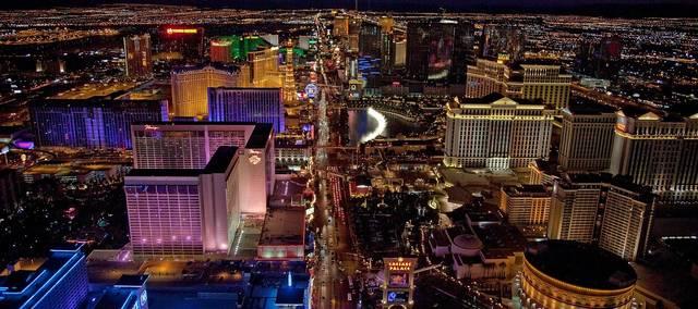 Отели Лас-Вегаса на Стрипе