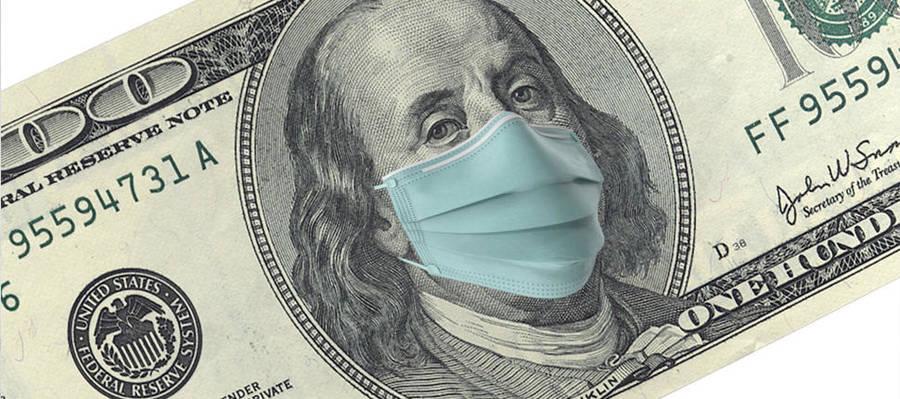 1200 долларов выплаты в США из-за карантина