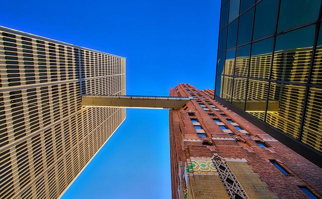 Небоскреб Guardian в Детройте